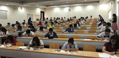IUHCM ACADEMIC PERFORMANCE TEST 2019